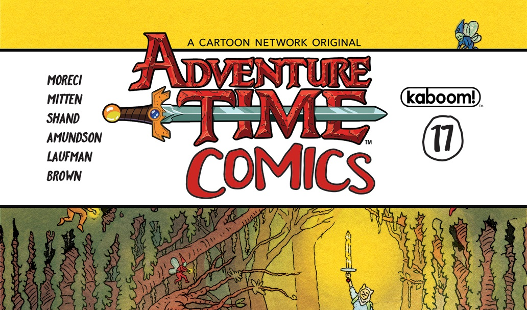 Adventure Time Comics Issue #17