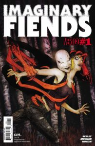 Imaginary Fiends #1 - Tim Seeley (Writer), Stephen Molnar (Artist), Quinton Winter (Colorist), Carlos M. Mangual (Letterer), Richard Pace (Cover) - Vertigo - November 2017