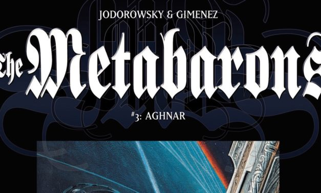The Metabarons: A Rape Comic
