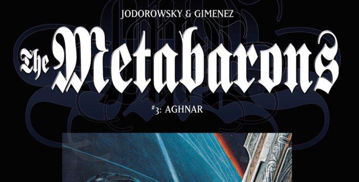The Metabarons: A Rape Comic