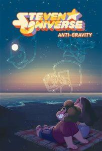 Cover of Steven Universe: Anti-Gravity