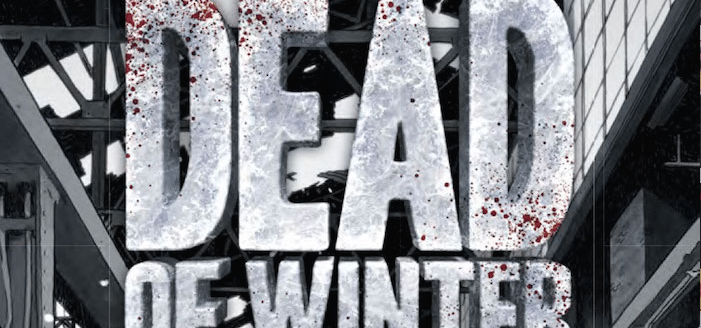 Dead of Winter #3 cover by Gabo, published by Oni Press