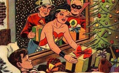 5 Creepy Christmas Comic Book Covers