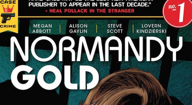 Normandy Gold #4: Farrah Hair Everywhere