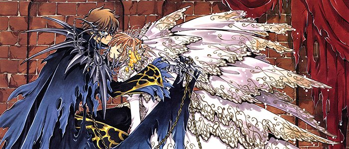 Tsubasa Reservoir Chronicle by CLAMP