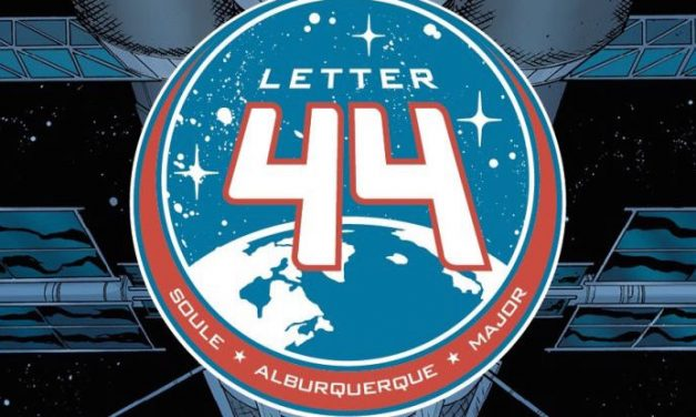 Letter 44, Volume 5, Blue Shift: A Shifted Perspective