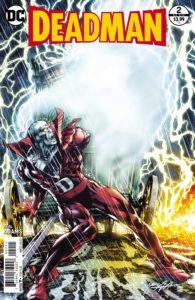 Deadman #2 - Neal Adams (Writer and Artist), Clem Robins (Letterer) - DC Comics - December 2017