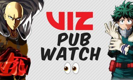 VIZWATCH: New Viz Manga in Early 2018