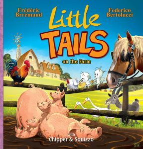 Little Tails on the Farm cover