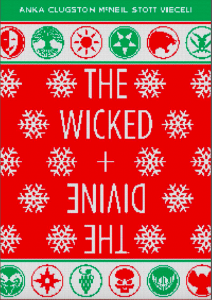 The Wicked + The Divine: Christmas Annual - Kieron Gillen (Writer), Jamie McKelvie (Cover) - Image Comics - December 2017