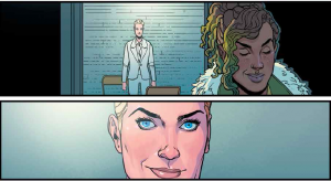 The Wicked + The Divine: Christmas Annual - Kieron Gillen (Writer), Jamie McKelvie (Creator), Clayton Cowles (Letterer), Rachel Stott (Inks), Dee Cunniffe (Flats), Matt Wilson (Colors) - Image Comics - December 2017