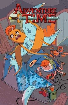Adventure Time Vol. 13 Cover