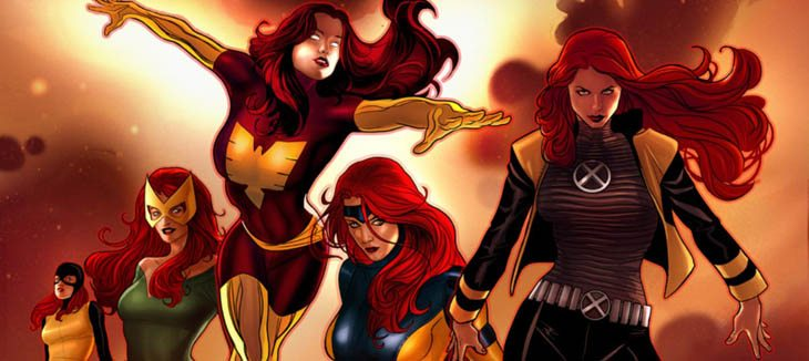 Phoenix Fashion: Jean Grey's Costumes, Ranked