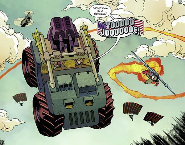 The Crown Jewel of The Hasbro Universe: Aubrey Sitterson Opens Up About His Journey On GI JOE and Scarlett's Strike Force