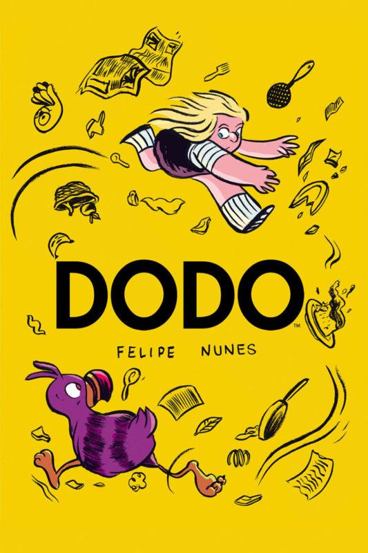 DODO, Felipe Nunes, BOOM!, 2018