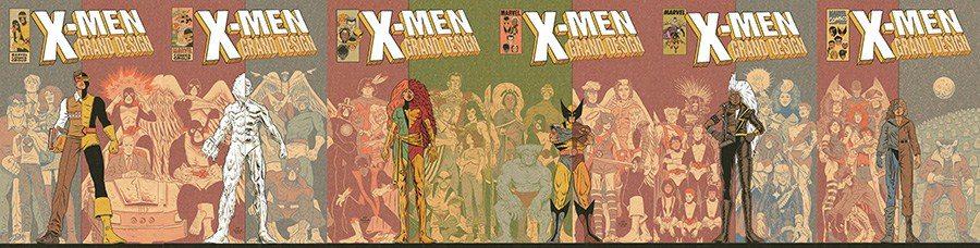 X-Men: Grand Design by Ed Piskor (Marvel Comics)