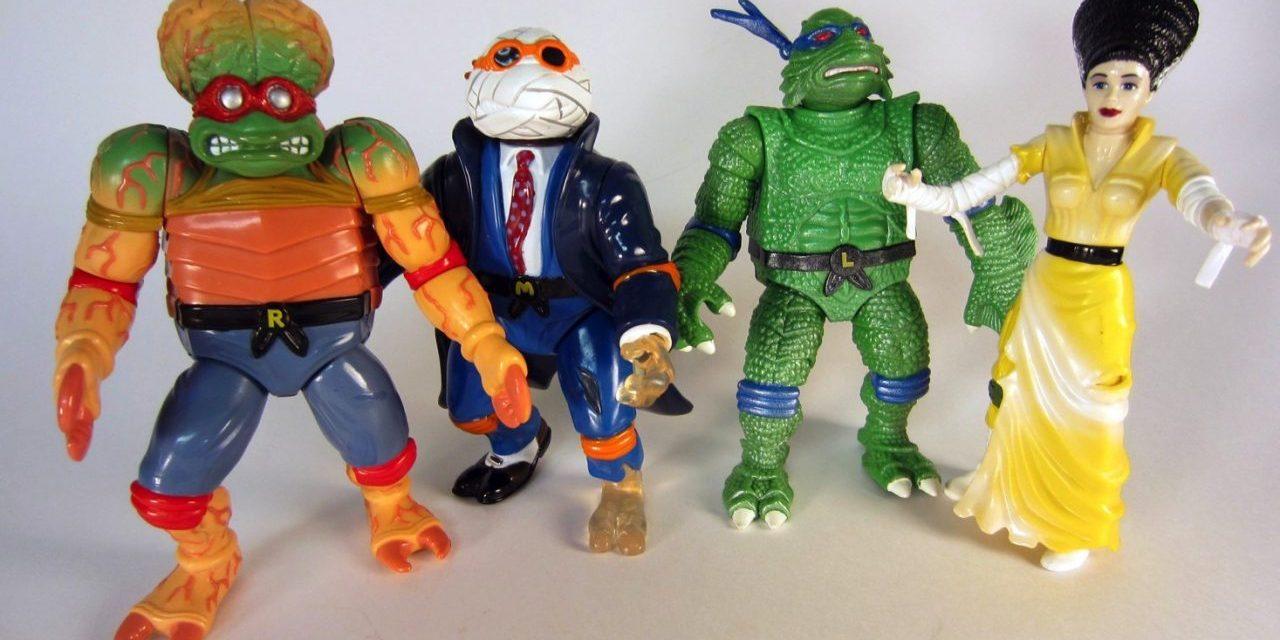 The 9 Weirdest Teenage Mutant Ninja Turtles Action Figures