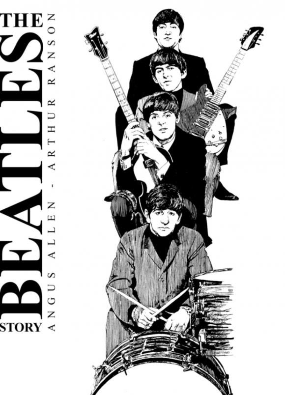 Book Cover Black Beatles : The beatles story and your book can sing women write