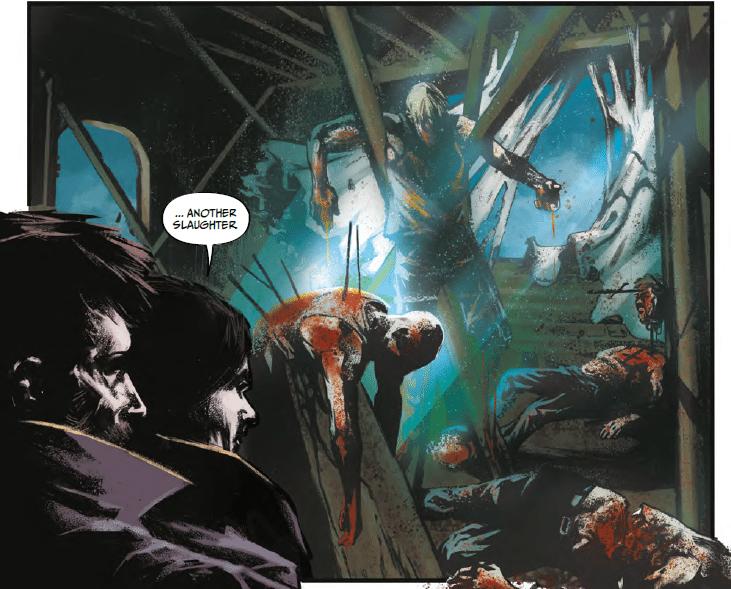 Dishonored Issue 1, Written by Michael Moreci Art by Andrea Olimpieri, Titan Comics, 2017