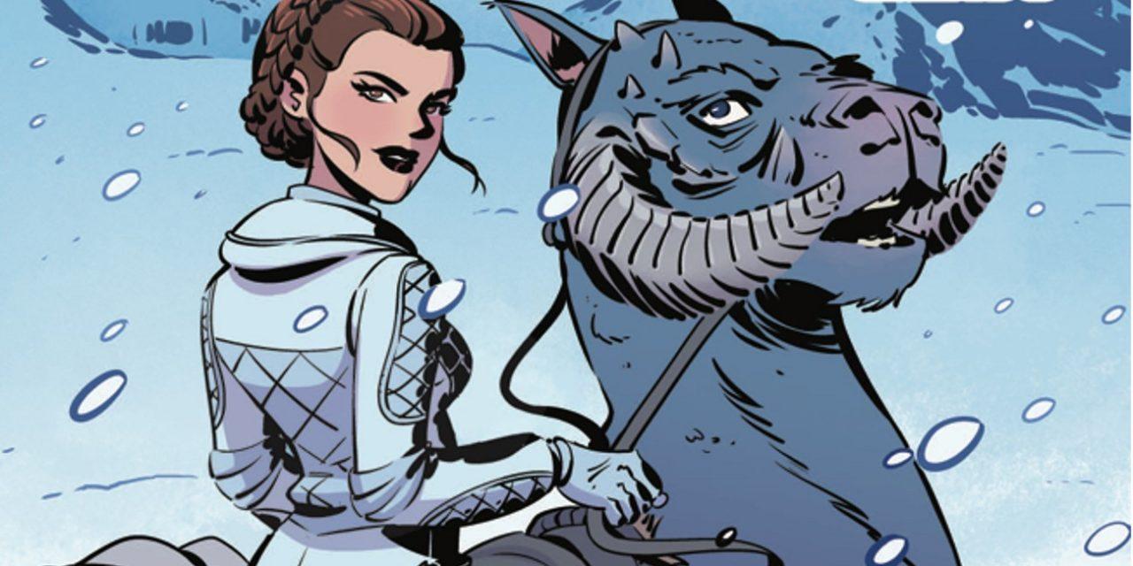 Star Wars Adventures' Princess Leia: Enjoyable Throwback to the Classic Trilogy