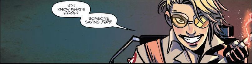 Ghostbusters ATC Pg 10 panel IDW Publishing