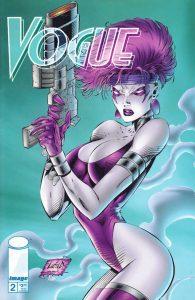 Vogue #2, Extreme Studios, Image, 1993, Rob Liefeld