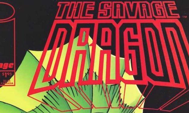 Be Exceptional: Erik Larsen's Savage Dragon #1-3