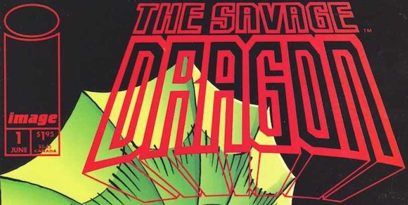 Be Exceptional: Erik Larsen's Savage Dragon #1-3