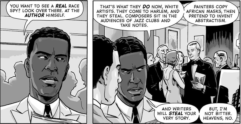 Page 7 from Incognegro: Renaissance #1