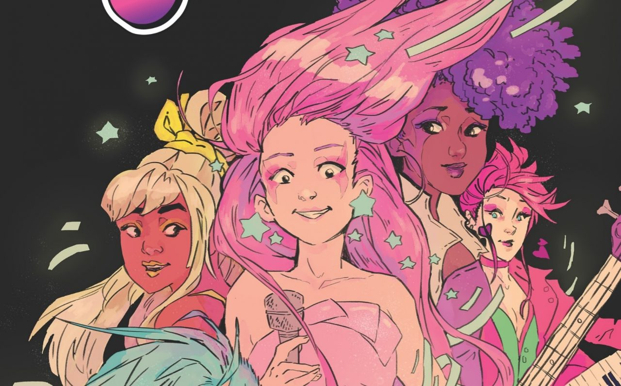 Jem and the Holograms: Dimensions is Girl Power Personified