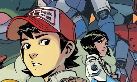Mech Cadet Yu Inspires and Entertains