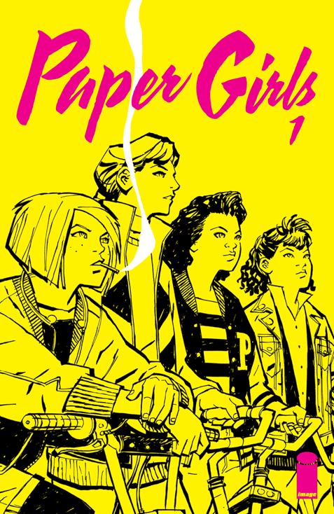 Brian K. Vaughan (writer), Cliff Chiang (artist), Matt Wilson (colorist), Jared K. Fletcher (letterer/designer), Dee Cunniffe (color flatter)