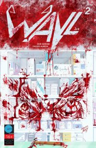 Wayl comic issue 2