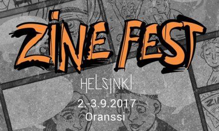 Helsinki Zine Fest: Queer and Hopeful