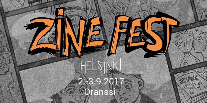 Zine Fest Helsinki 2-9-2017 2-3-2017