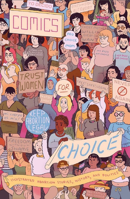 Comics for Choice, 2017