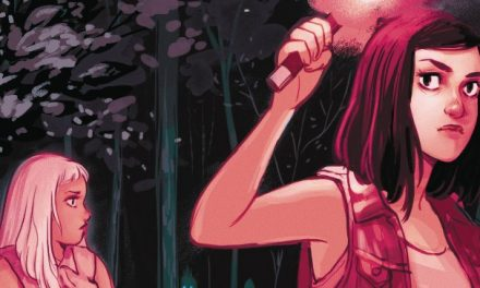 Long Lost Issue #3 Offers Ritual Horror