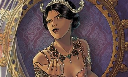 Judge Anderson's Emma Beeby Takes on Mata Hari in a New Dark Horse Series