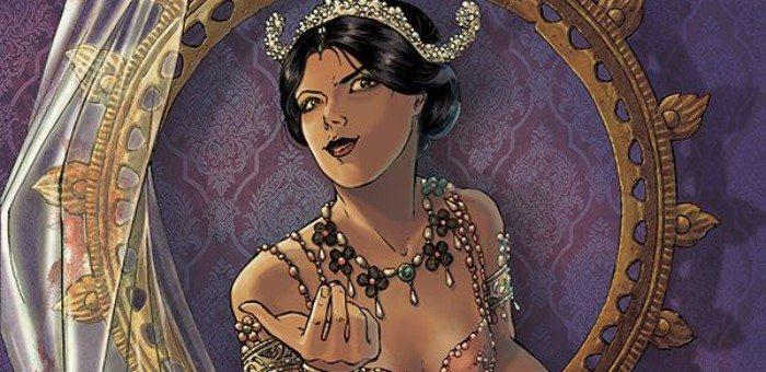 Mata Hari #1 Muddles the Mystery of its Heroine