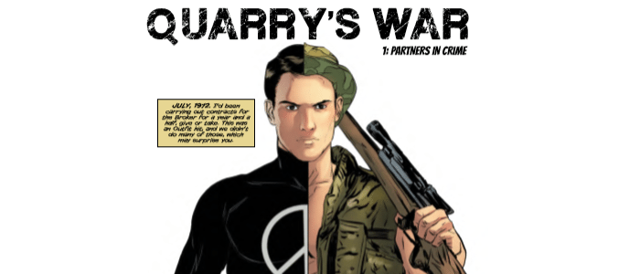 Quarry's War and the Inescapable Trap of Convention