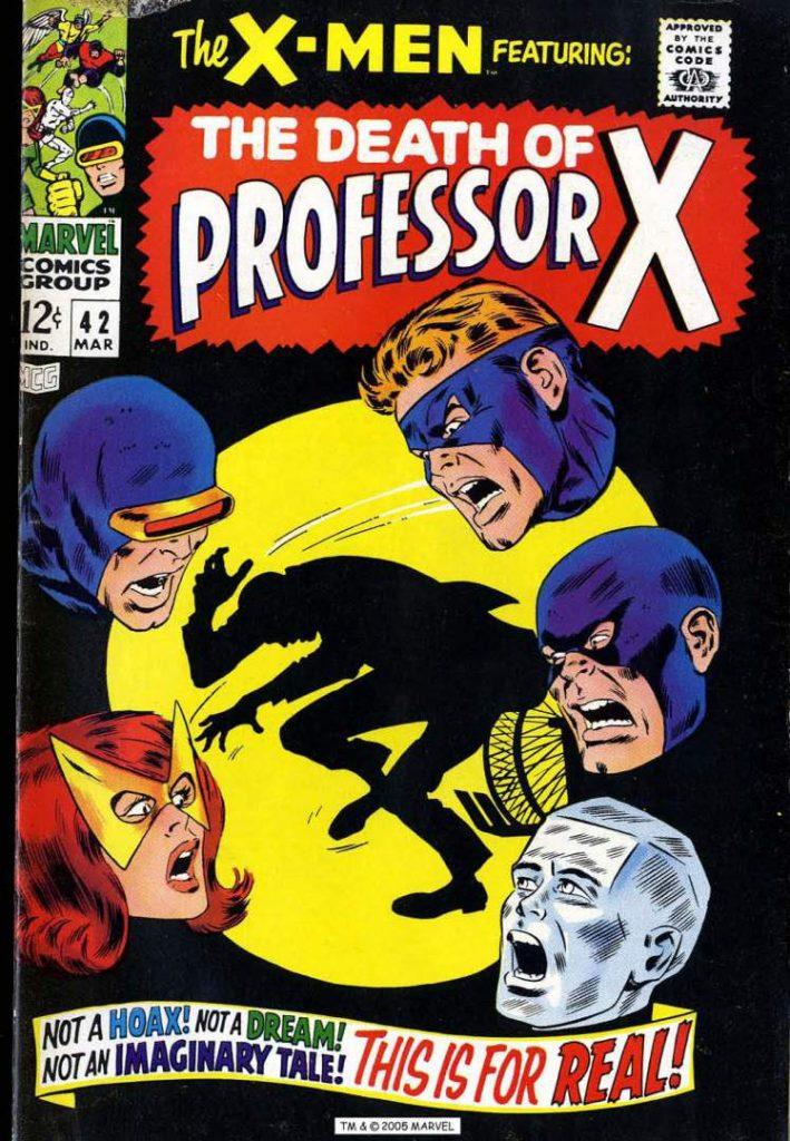 Uncanny X-Men #42, Marvel Comics, Writers Roy Thomas Information-silkPencilers Don Heck Information-silkInkers George Tuska Information-silkLetterers Sam Rosen Information-silkEditors Stan Lee