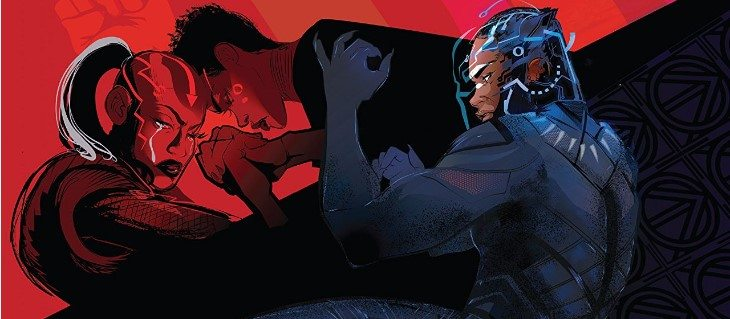 World of Wakanda: Short-Lived But Powerful Tale of Fierce, Queer Love
