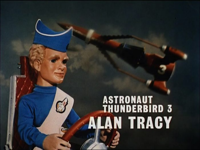 Alan Tracy, Thunderbird 3, Century 21 Productions