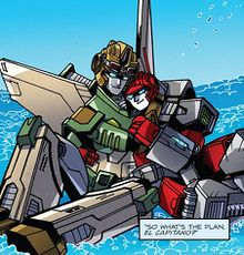 Trans Voices: A Sit Down with Transformers Lost Light's