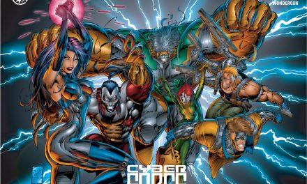 Cyberforce: Silvestri's Tin Men Evolution