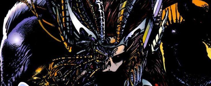 Nick Manabat, Image Comics, 1993, Cybernary #1