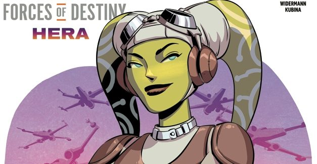 Star Wars Adventures: Forces of Destiny – Hera: A Bringer of Hope