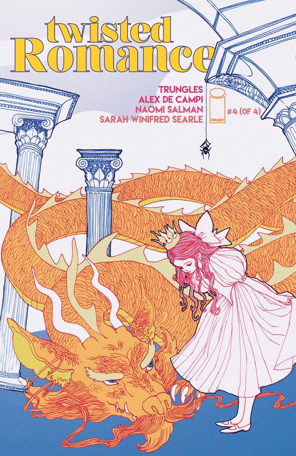 Twisted Romance, Trungles, Image Comics, 2018