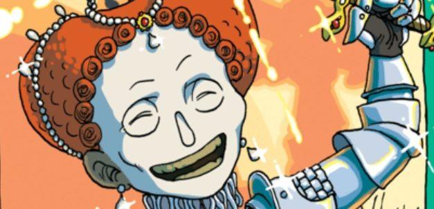 Corpse Talk: Ground-Breaking Comics