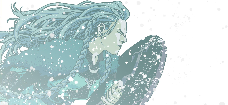 Eternal: A Beautiful and Savage Viking Tale